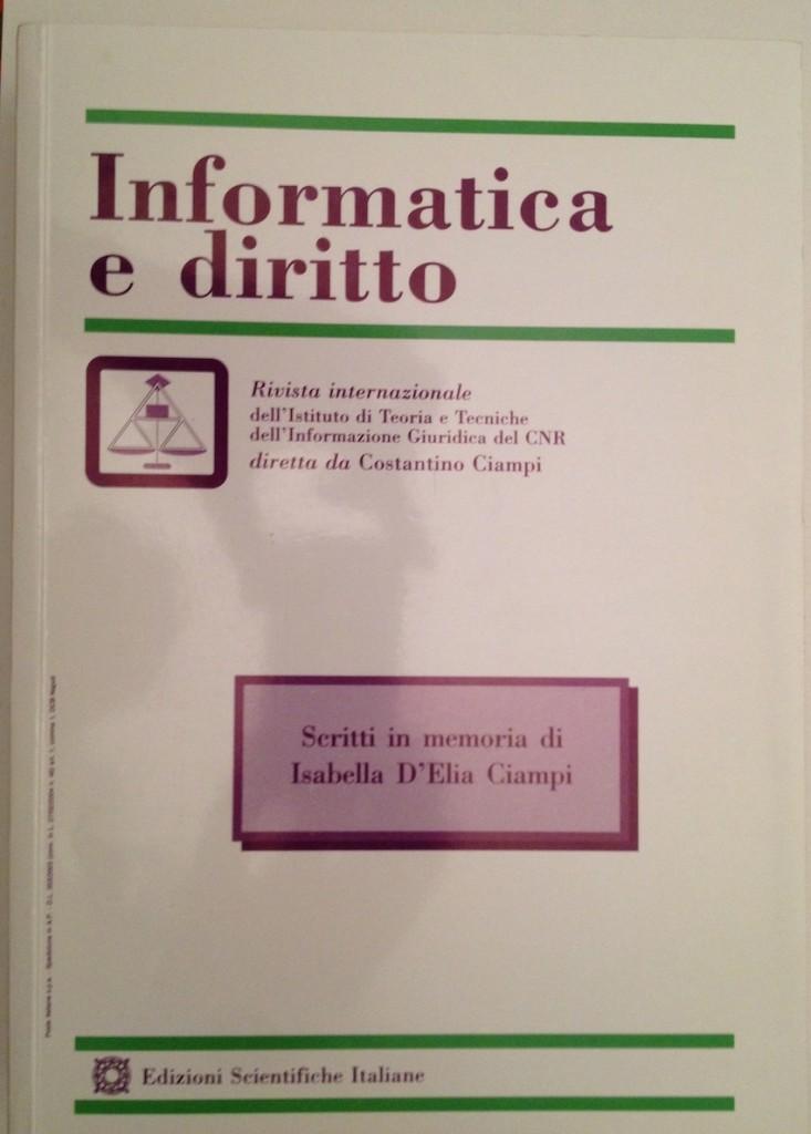 Book Cover: Il ruolo degli strumenti di e-participation nel processo di e-government