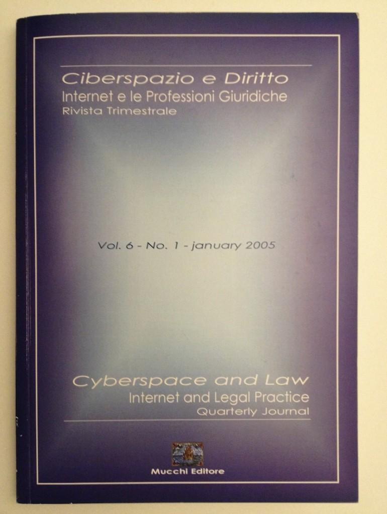 Book Cover: Il processo telematico: dalle proposte europee al nuovo regolamento tecnico italiano
