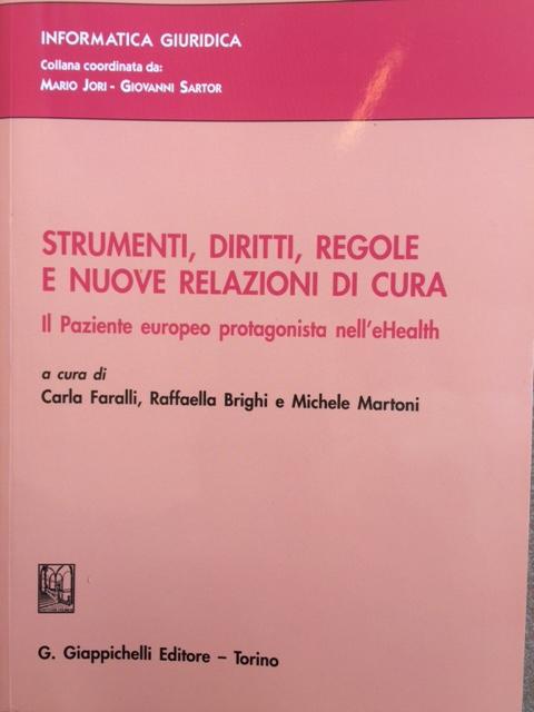 Book Cover: Il nuovo Regolamento europeo sulla privacy